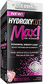 Weight Loss Pills for Women | Hydroxycut Max | Weight Loss