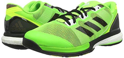 para Balonmano Negbas de Zapatillas Hombre Boost Stabil Adidas Versol Verde Amasol II ZXwYWA