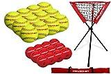 PowerNet 12 PK Practice Softballs + 12 PK