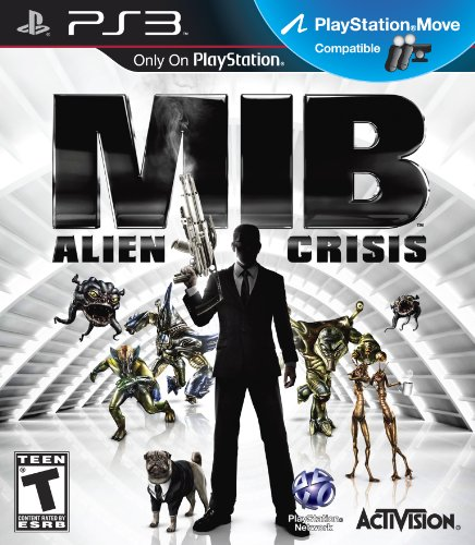 Men In Black: Alien Crisis (Playstation 3) (Men In Black Alien Crisis)
