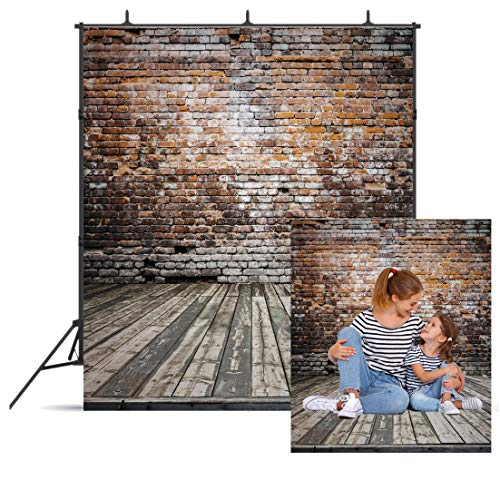 1.5m x 2.1m Birthday Newborn Photography Baby Photo Studio Props Adults Portrait Pictures Video Holiday Photography Backdrop,5x7 FT
