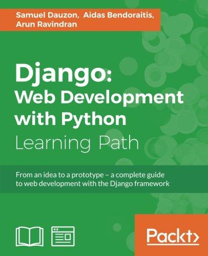 django web development with python samuel dauzon pdf