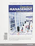 img - for Operations Management: Processes and Supply Chains, Student Value Edition Plus MyOMLab with Pearson eText -- Access Card Package (11th Edition) book / textbook / text book