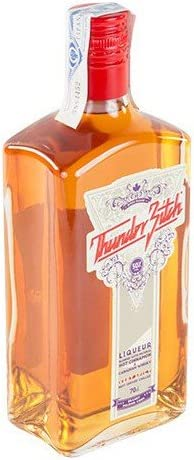Thunder Bitch Licor De Whisky 70 Cl Amazon Es Alimentacion Y