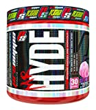Pro Supps Mr. Hyde Intense Energy Pre-Workout Powder (Cotton Candy Flavor), 30 True Servings, Ridiculous Focus, Massive Energy, Insane Muscle Pumps