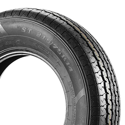 ST215/75R14 Load Range D MaxAuto Radial Trailer Tires ST215/75R-14 8Ply(Pack of 4) by MaxAuto (Image #3)