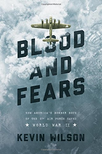 Great American Park Aerial (Blood and Fears: How America's Bomber Boys of the 8th Air Force Saved World War II)