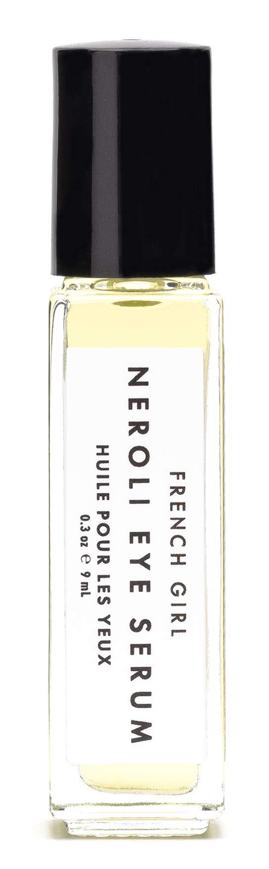 French Girl Organics - Organic/Vegan Neroli Under Eye Elixir (9 ml Roller)