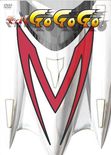 マッハGoGoGo(97) DVD-BOX 2 B002VA8DRO