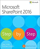 img - for Microsoft SharePoint 2016 Step by Step book / textbook / text book