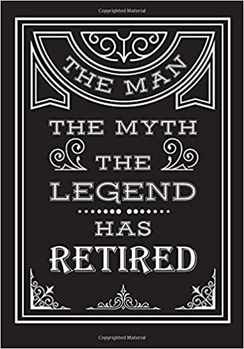 369d1268 The Man The Myth The Legend Has Retired: Retirement Gift for Men ...