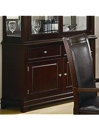 coaster home furnishings ramona formal dining room buffet