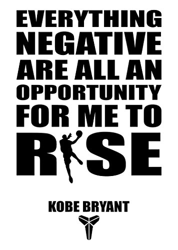 all Player Bryant Inspirational Quote Wall Art Decal is a Vinyl Quote Decal Decorations. - Soft Pink ()