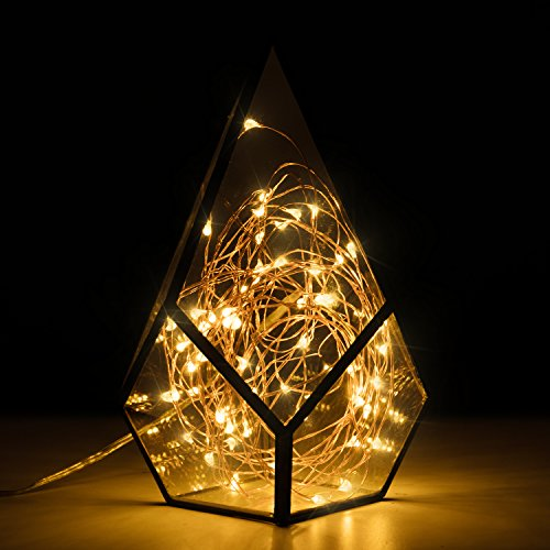 Kohree String Lights Led Copper Wire Fairy Christmas Tree