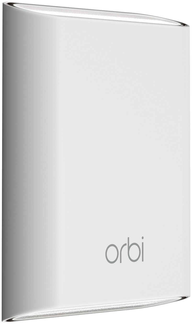 NETGEAR Orbi Outdoor Satellite (RBS50Y) – Outdoor WiFi coverage, Weather-resistant, Simple setup, Single network name, Works with Amazon Alexa, Add up to 2,500 sqft, AC3000 (Add-On Only)