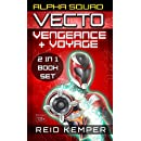 Alpha Squad - Vecto: Vengeance + Voyage: Two Original English Light Novels