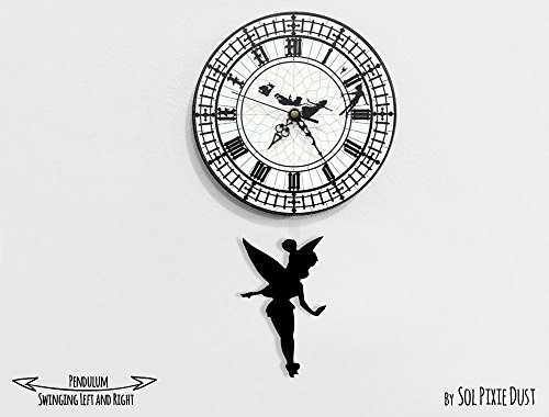 on the Big Ben - Pendulum Wall Clock ()