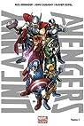 Uncanny Avengers, tome 1 par Remender