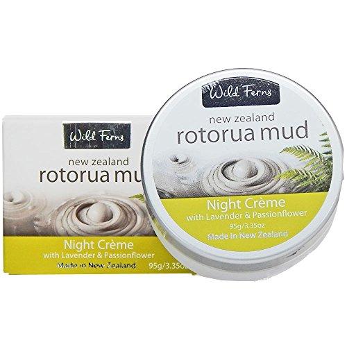 Passion Cream - Wild Ferns Rotorua Mud, Lavender and Passion Flower New Zealand Night Cream