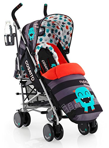 Futuristic Baby Strollers - 1