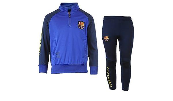Fc Barcelone Chándal Training Barca - Colección Oficial Hombre ...