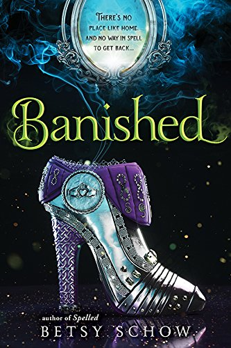 Banished (The Storymakers) cover