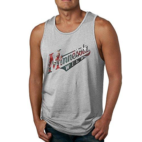 PTCY Men's Design Sleeveless Shirt Vintage # 11