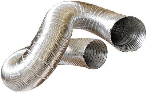 """5/"""" Universel tuyau d/'Pour Hotte Extracteur de 3 mètres"""