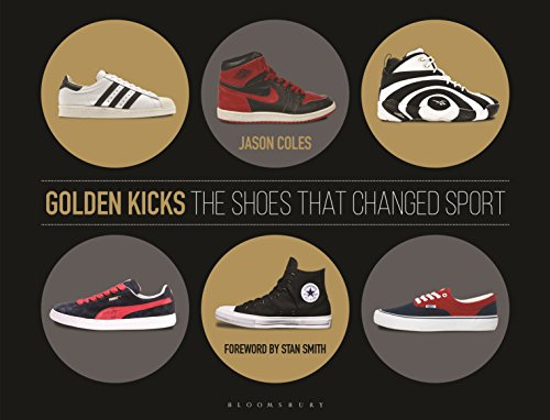 Download PDF Golden Kicks - The Shoes that Changed Sport
