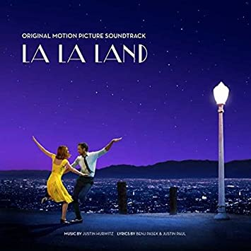 Image result for la la land album