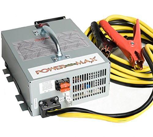 Powermax Converters PMBC-100 - 100 Amp Power Supply Battery Charger (Rv 12v Power Supply)