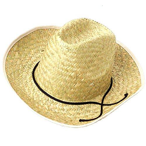 U.S. Toy H54 High Crown Cowboy Hat -