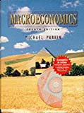 Macroeconomics : Global Edition plus MyEconLab XL, Parkin, Michael, 020133626X