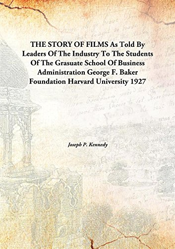 The story of the films; PDF