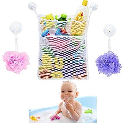 Bath Toy Storage Net Bag - 7