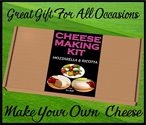 make your own cheese kit - 7