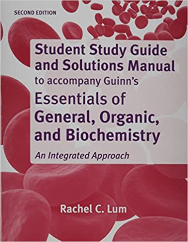 Study guide and solutions manual for essentials of general organic study guide and solutions manual for essentials of general organic and biochemistry second edition fandeluxe Image collections