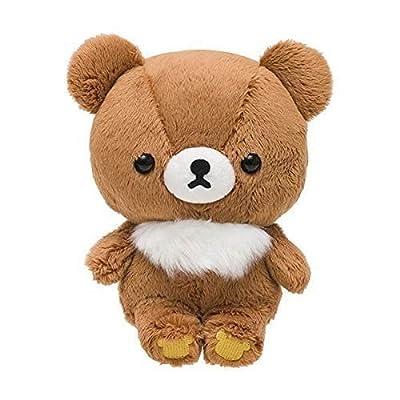 Rilakkuma Korilakkuma Friend Kuttari Plush S Chairoi Koguma Doll Japan: Toys & Games