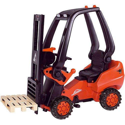 Pedal Forklift