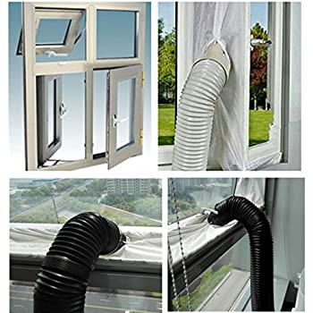 Samantha Universal AirLock Window Seal For Mobile Air Conditioning Units  And Tumble Dryer