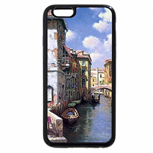 iPhone 6S / iPhone 6 Case (Black) Venatine