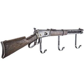 Amazon.com: K&N41 - Perchero rústico para pistola de ...