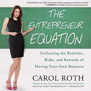 The Entrepreneur Equation Hörbuch