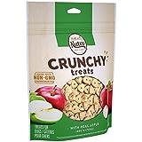 NUTRO Crunchy Dog Treats with Real Apple, 16 oz. Bag