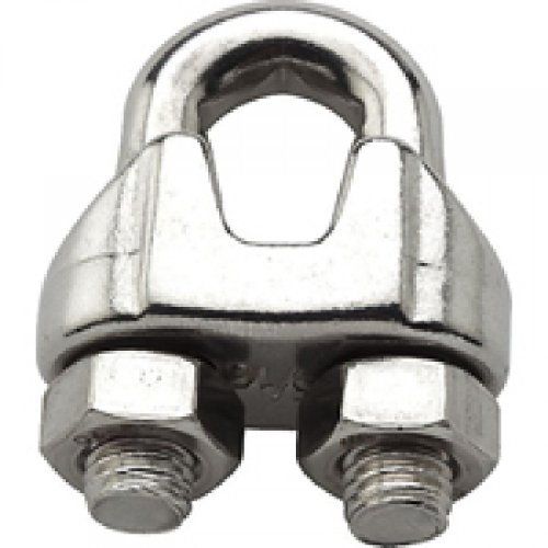 1,000-Pack #8 Screw Panduit CCS38-S8-M Fixed Diameter Cable Clamp Natural Nylon 6.6 0.38-Inch Bundle