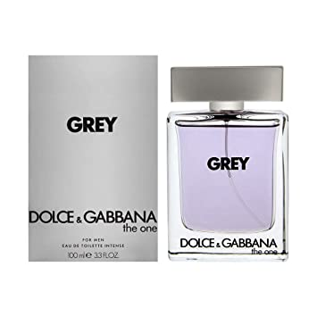 3398102b Image Unavailable. Image not available for. Color: Dolce & Gabbana The One  Grey For Me Eau De Toilette Spray ...