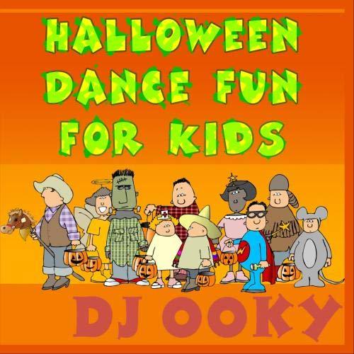 Halloween Dance Fun For Kids -
