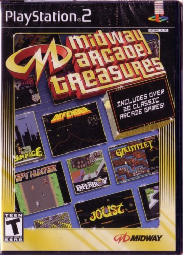 Midway Arcade Treasures - PlayStation 2 ()