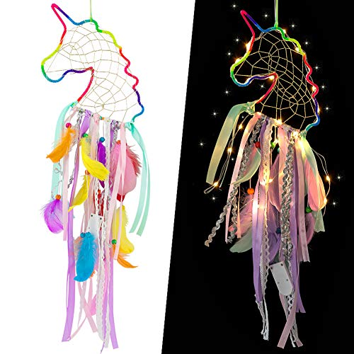 A Wonderful Dream Catcher for Every Unicorn Lover!