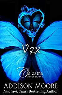 Vex by Addison Moore ebook deal